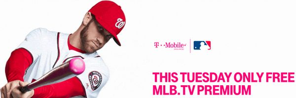 Have T-Mobile and Love Baseball?  This Deal Is For You!