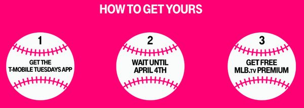 T-Mobile Free MLB At Bat 2017