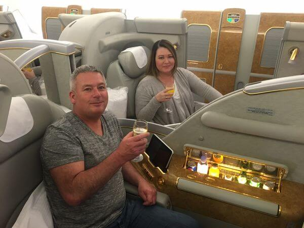 A 36000 Round The World Trip In First Class For A Fraction Of The Cost