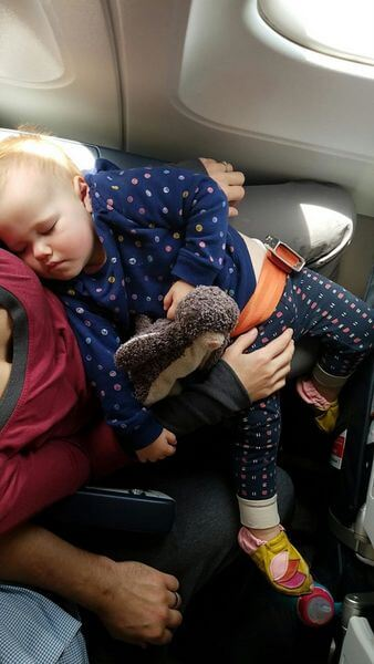 New Baby?  Alaska Airlines Just Added a Great Perk for Folks Taking Parental Leave!