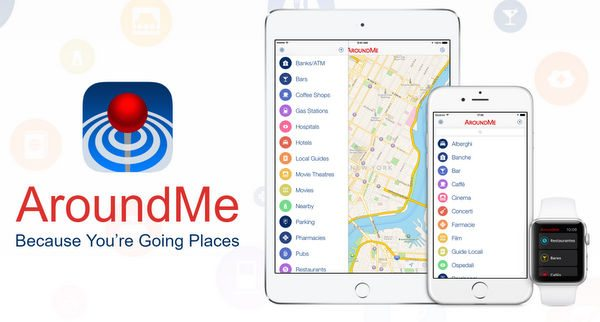 Familiarize Yourself With a New City With AroundMe