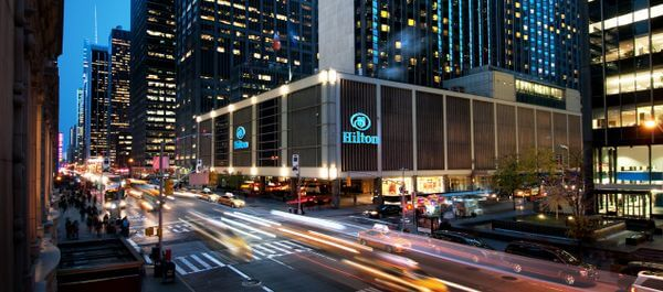 Book Hilton Hotels With Points
