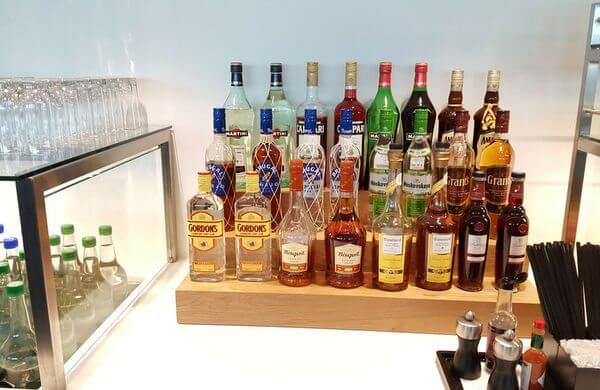 Limited Time:  2 Free Premium Drinks at Delta Lounges With These Cards!