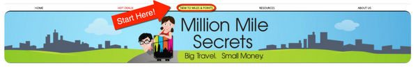 Dont Know Your Way Around Million Mile Secrets Youre Missing Out