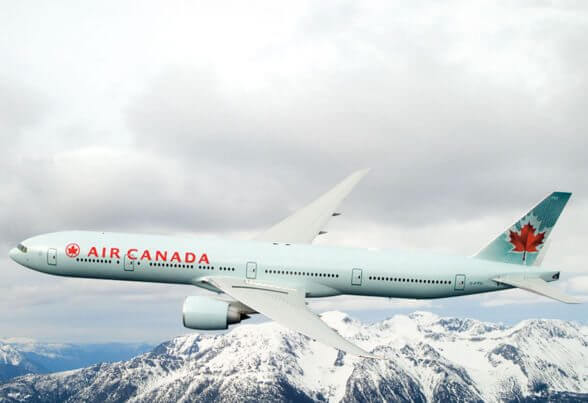 New Air Canada Frequent Flyer Program