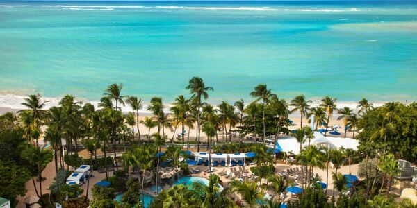 Save 50 Off Award Nights In Central America Caribbean Mexico More
