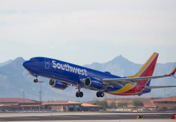 Southwest Companion Pass Timing
