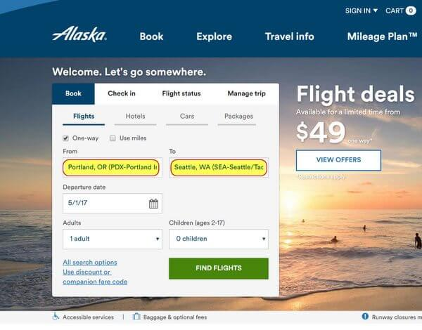 The Trick To Finding The Best Alaska Airlines Card Offer