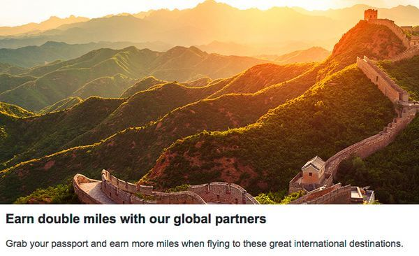 Alaska Airlines Partner Promotion