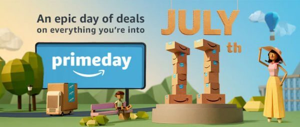 Amazon Prime Day Approaching! Daily Deals, and JetBlue Bonus for New Members