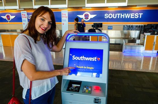 American Express Points For Southwest Flights