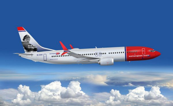 Another Chance To Bid For Norwegians 737 MAX Delivery Flight
