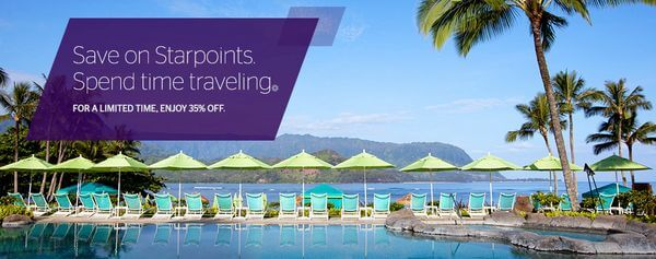 Buy Discounted Starwood Points