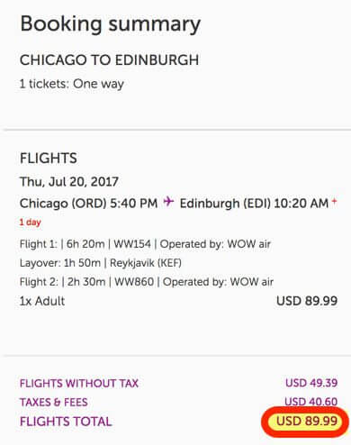 Fly One Way To Europe From Several US Cities For 90