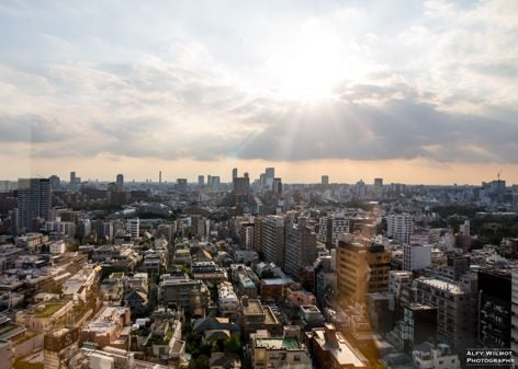 How to Stay in Tokyo for Free: Part 3 – Grand Hyatt Tokyo Hotel Review