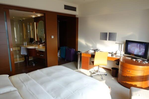 How To Stay In Tokyo For Free Part 3 Grand Hyatt Tokyo Hotel Review
