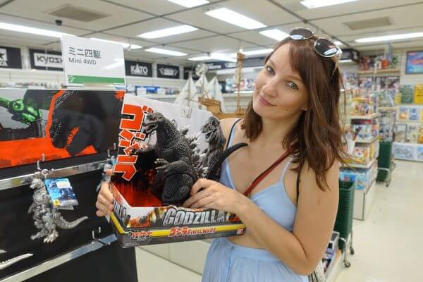 How to Stay in Tokyo for Free: Part 5 – Where to Shop in Tokyo
