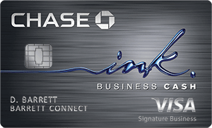 Ink Business Cash® Credit Card