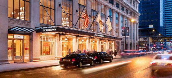 New AMEX Offer:  Discounted Luxury Hotel Stays!