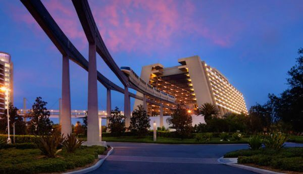 Today Only 20 Off Select Hotels Including Disney