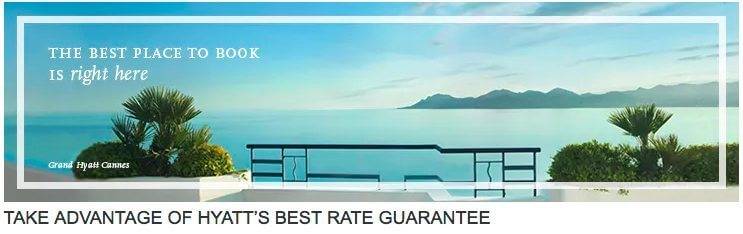 Good or Bad?  Changes to Hyatt's Best Rate Guarantee
