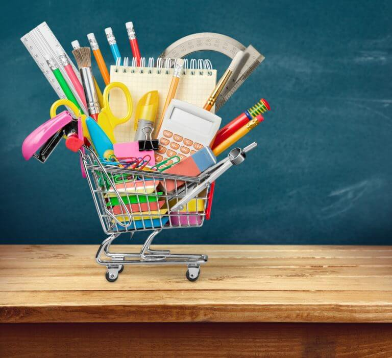Earn Up to 3,000 United Airlines Miles for Back to School Shopping