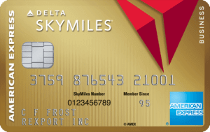 Best travel credit card offers million mile secrets gold delta skymiles business credit card from american express reheart Images
