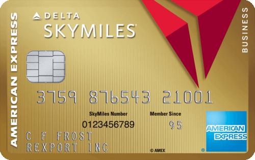 Best credit card deals today to save on travel million mile secrets gold delta skymiles business credit card from american express reheart Images