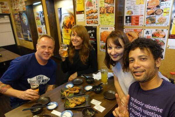 How To Stay In Tokyo For Free Part 6 Why Tokyo Is The Culinary Capital Of The World