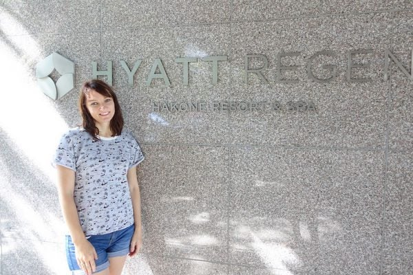 How To Stay In Tokyo For Free Part 7 Day Trip From Tokyo Hyatt Regency Hakone Resort Spa Review