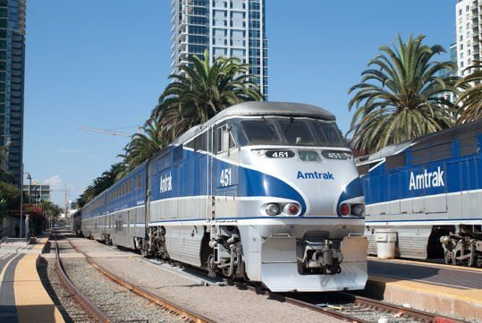 Increased Offer Bank Of America Amtrak