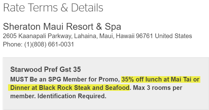 New Promotion Up To 35 Off Hotels And Restaurants In Hawaii