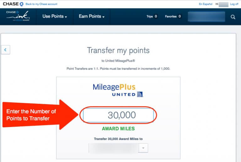 Use Chase Points For Flights To Europe