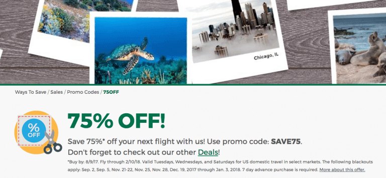 Ends Tomorrow 75 Off Already Super Cheap Flights On Frontier