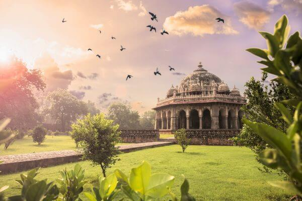 Won't Last:  Fly Round-Trip to India or Asia for Under $400!