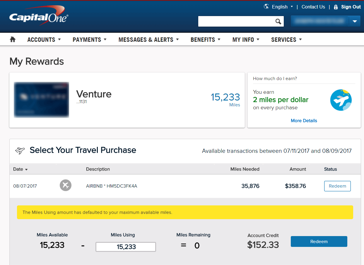Capital one credit card bill pay online