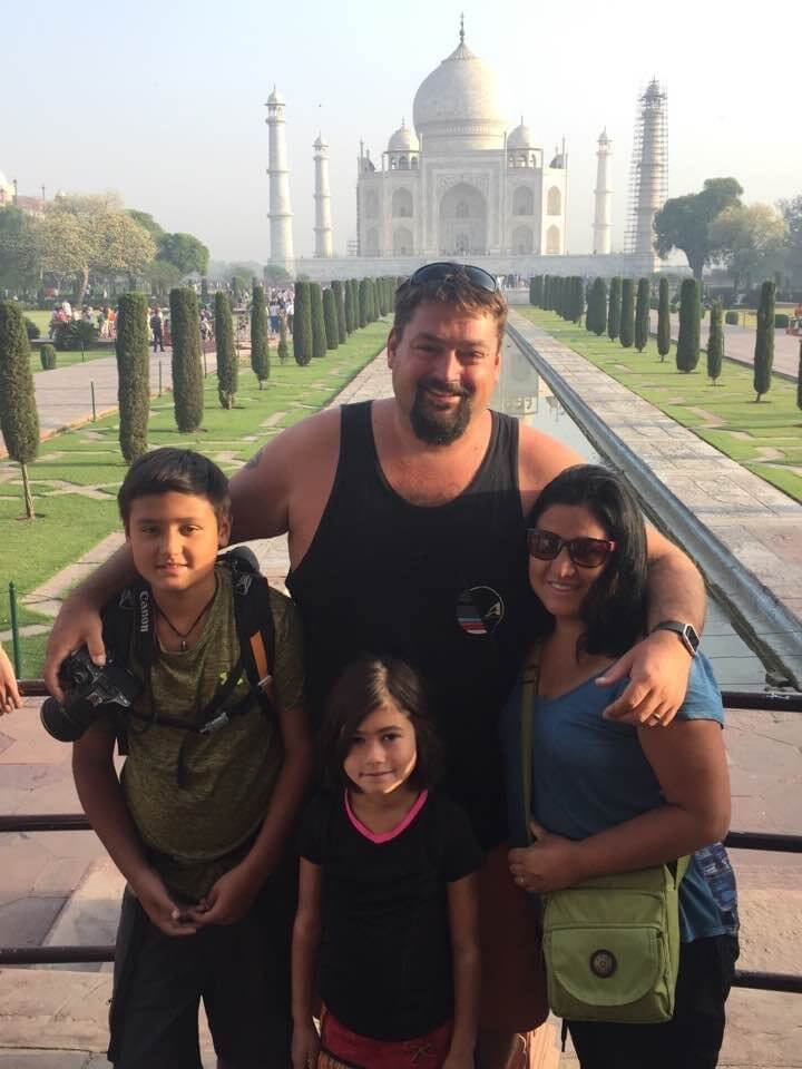 REALLY Big Travel With Small Money Family Of 4 Follows Summer Around The Globe For A Year