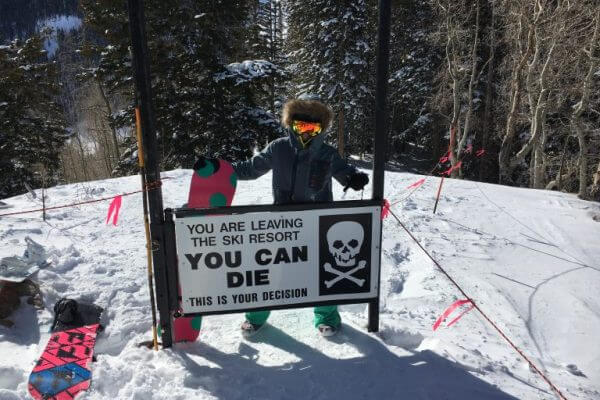 Reader Jenny Shares Why Southwest Is Perfect for Free Flights to Go Snowboarding!