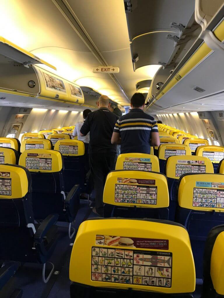 Review Of Ryanair 2017