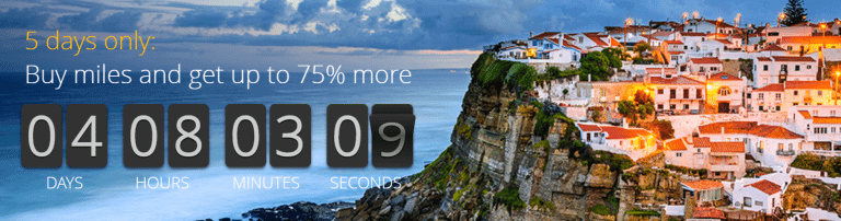 Ends in 4 Days!  Buy United Airlines Miles With Up to 75% Bonus
