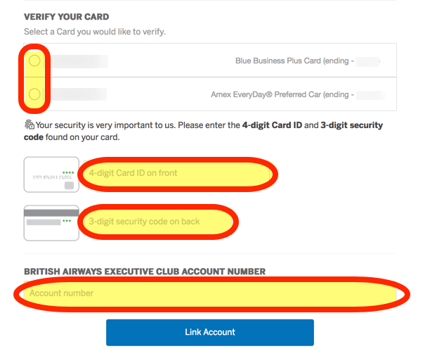 Step By Step How And Why To Transfer AMEX Points To British Airways For Big Travel