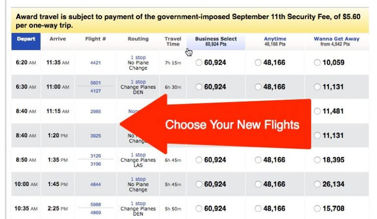 Step By Step How To Change Or Cancel A Southwest Flight