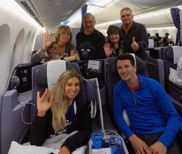"""SIX Business Class Flights From Australia Worth $45,000 for Only $540! Here's How I Did It!"""
