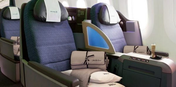 Book Multiple Business Class Award Seats