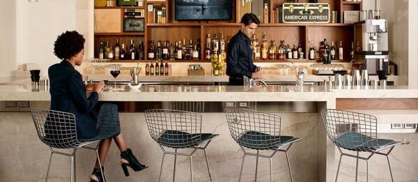 AMEX Centurion Lounges In The US