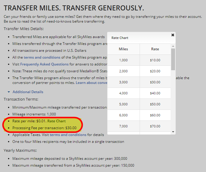 Can You Transfer Airline Miles Into Your Flexible Points Account