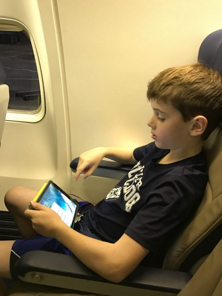 Flying With Kids On Southwest