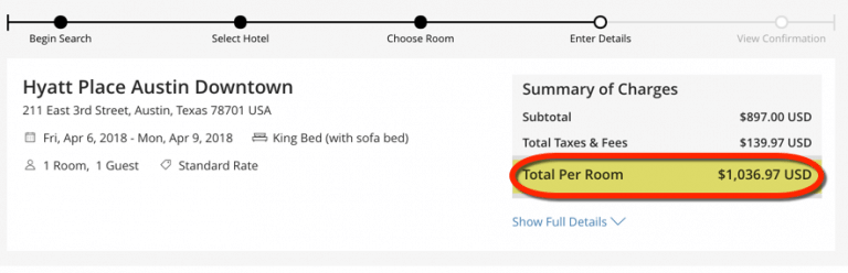How To Use Chase Credit Card Points For Hotels