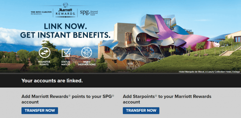 Marriott Or Starwood Which Is A Better Deal To Book With Points