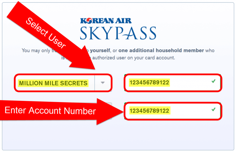 Ultimate Guide To Korean Air Miles Part 5 How To Transfer Chase Ultimate Rewards Points To Korean Air